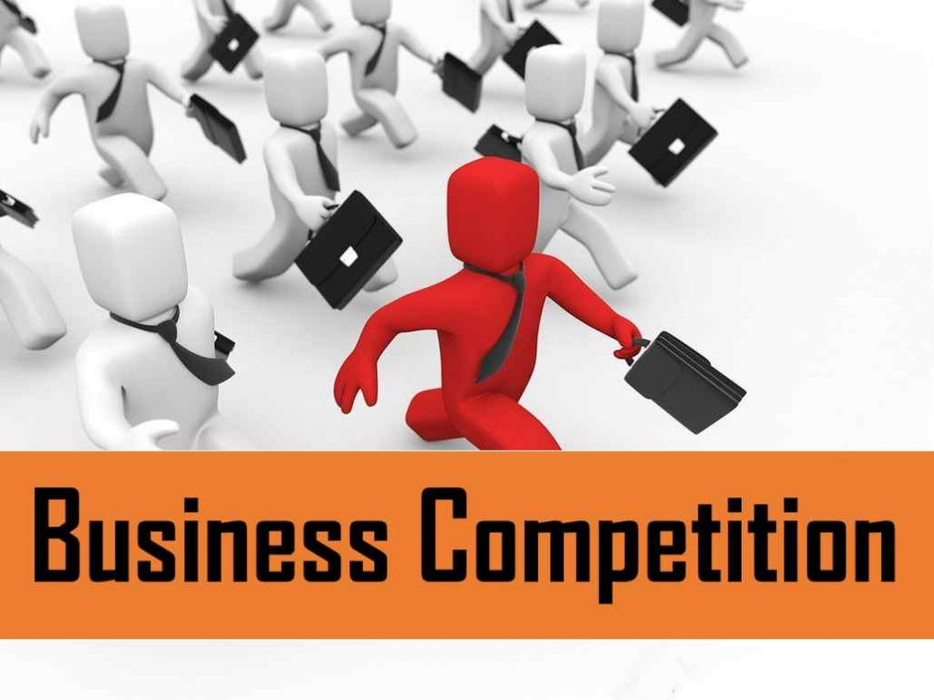 Online Business Competition