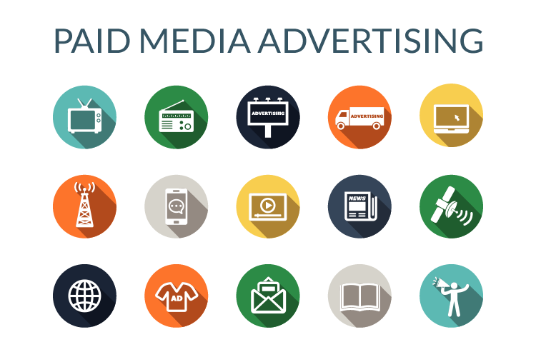 Paid Media Advertising: Definition, Types, and Strategy